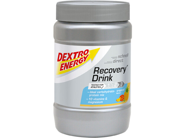 Dextro Energy Recovery Drink Tub 356 g Tropical